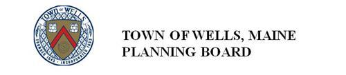 Planning Board Agenda header